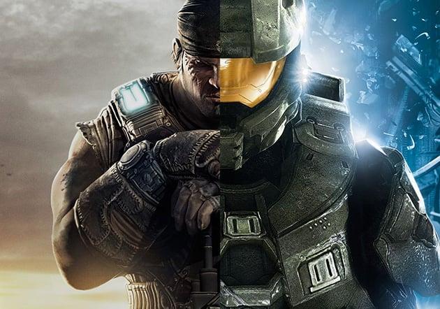 Halo: Waypoint / Gears of War
