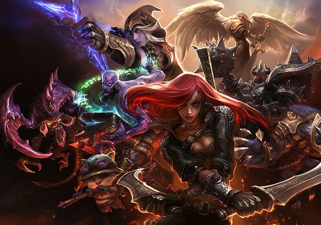 Riot! Games: League of Legends