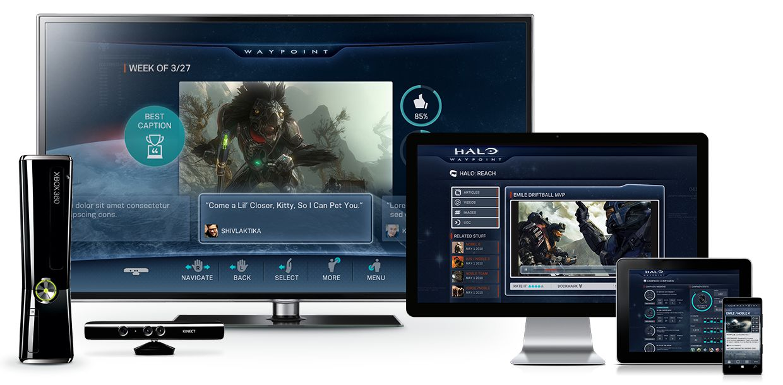 Microsoft Halo Ecosystem
