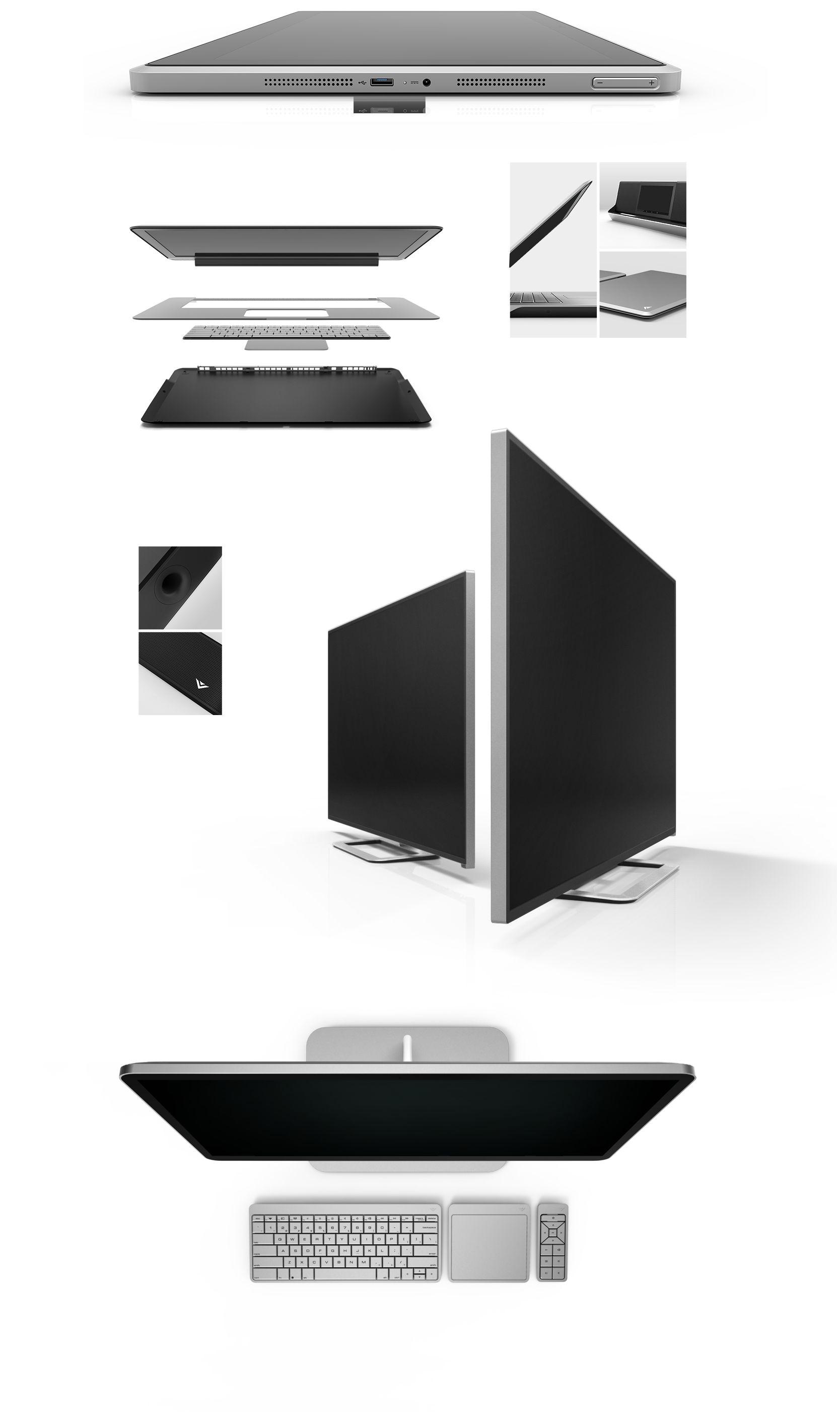 VIZIO Product CGI
