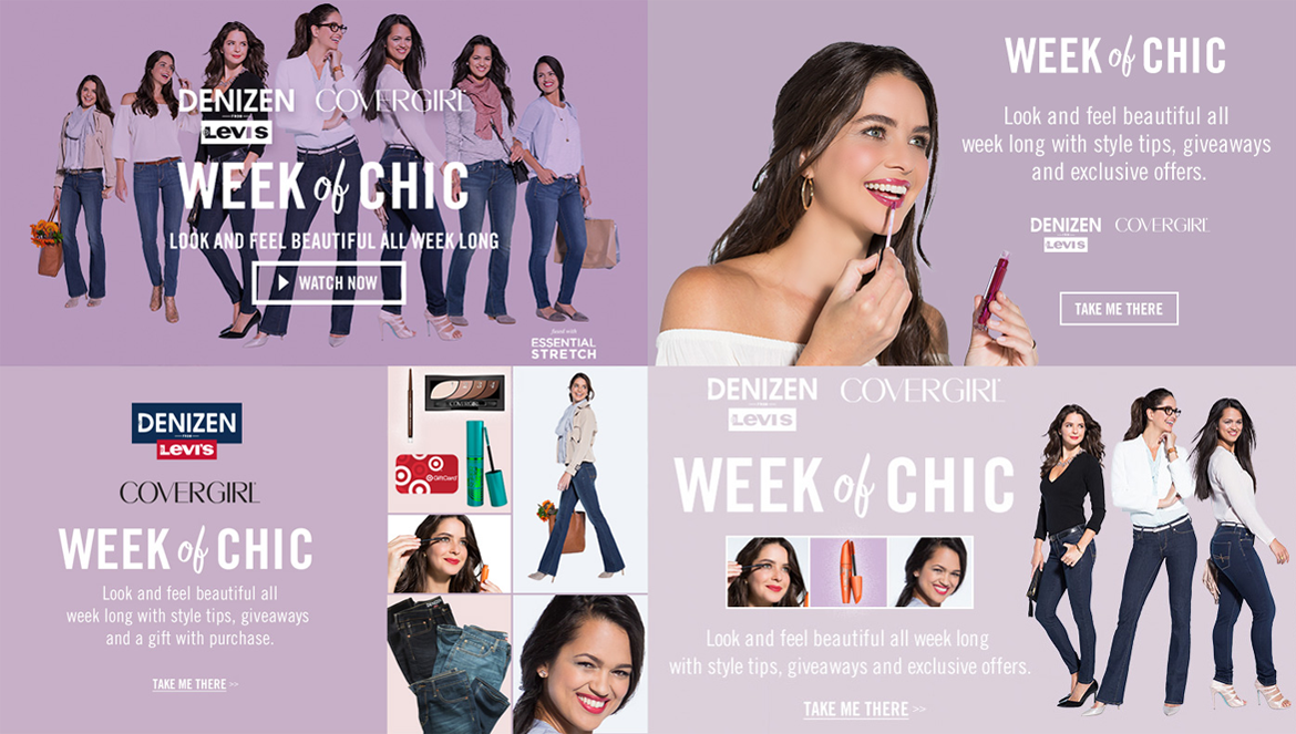 COVERGIRL Week of Chic
